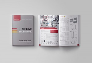 Human Workspace Ergonomic Furniture Solutions Catalogue